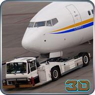 Vol Aéroport personnel Simulat