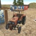 Animal Farming Tractor Sim