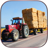 Animal &Hay Transport Traktor