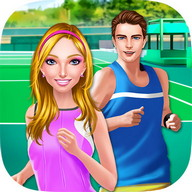 Fashion Beauty Sporty Makeover