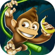 Banana Island: Temple Kong Run