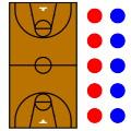 Basketball Strategy Board