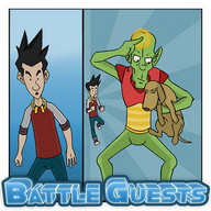 Battle Guests - Defend Earth against a terrifying alien invasion