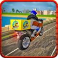Bike Cargo Transport 3D