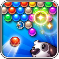 Bubble Bird Rescue - Rescue birds and blast colored balls