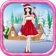 Beauty spa christmas games