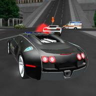 Çılgın Sürücü Polis Vazife 3D