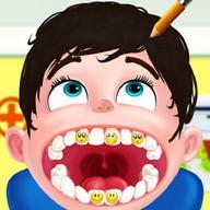 Dentist doctor girls games