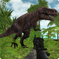 Dinosaur Hunter: Survival Game - It's dinosaur hunting season!