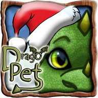 Dragon Pet: Christmas