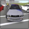 E30 Traffic Simulation