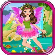 Fairy In Nature