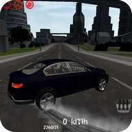 Fantastic Car Drive Simulator