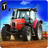 Farm Tractor Simulator 3D - Work your own farm and drive your tractor