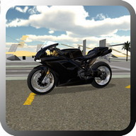 Fast Motorcycle Driver - A motorcycle simulator with realistic physics