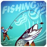 Fishing 3D. Great Lakes