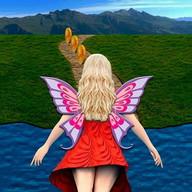 Flying Girl Runner.