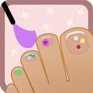 foot nails games