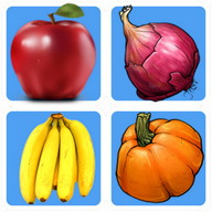 Kids Fruit Memory Game