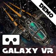Galaxy VR Cardboard Shooter