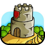 Grow Castle - A fun and straightforward tower defense