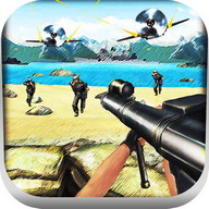 Shoot War:Gun Fire Defense