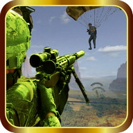 Gunship War: Helikopter 3D