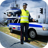 Highway Russian Police