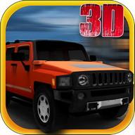 SUV Hummer Simulator 3D