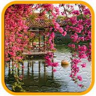 Landscape Tile Puzzle