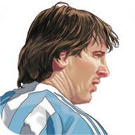 Lionel Messi Juggling
