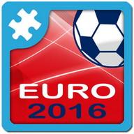 Euro 2016 gioco:Logo di puzzle