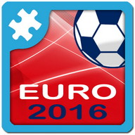 Euro 2016 game: Logo Puzzle