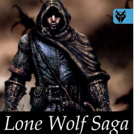 Lone Wolf Saga - Choose your own adventure as Lone Wolf