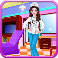 Nurse makeup girls games