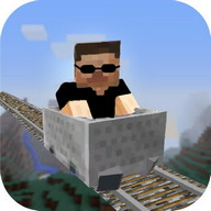 Minecart Minecraft Racer Adventures
