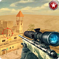 Army moderna Sniper Shooter