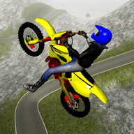 Motocross Fun Simulator