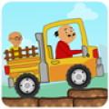 Motu Patlu Truck Driver