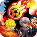 Multi superheroes Football