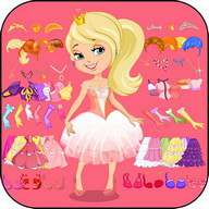 I'm a Princess - Dress Up Game