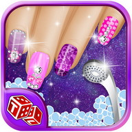 Nail Art Salon - Chicas