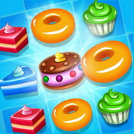 Pastry Mania : Addictive Match 3 Puzzles