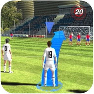 football freekick 3D
