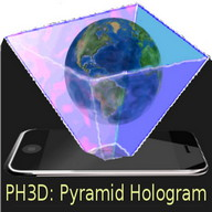 PH3D Pyramid Hologram