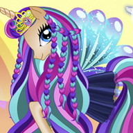 Pony Princess Hair Salon