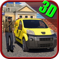 Postino: Mail Delivery Van 3D