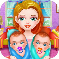 Mommy Birth Twins - Baby Games