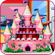 Princess Castle Cake Cooking - How about a princess castle cheesecake!?