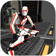 Robot Perang Mobil Transform Game Pertarungan